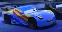 [Cars 2] Les véhicules Super Chase M_Alo